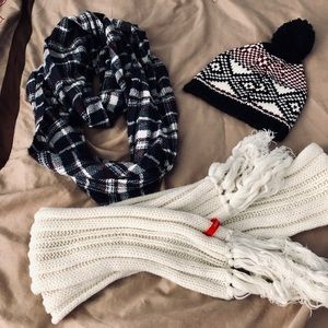 Took and scarf bundle